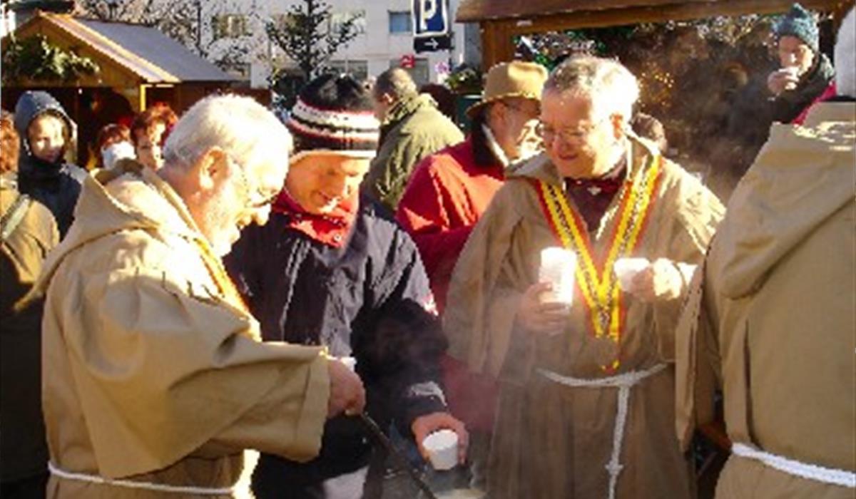 Confrérie St Grégoire du Taste Fromage de la Vallée de Munster