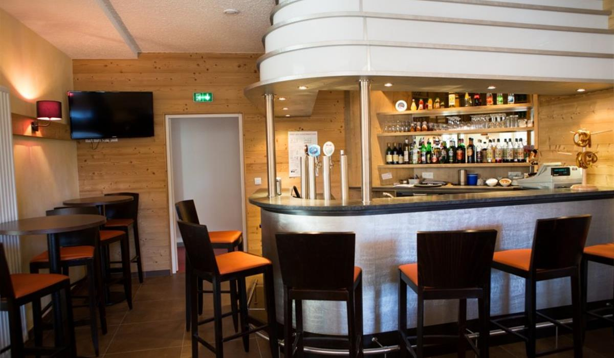 Hôtel - Restaurant Le Soleil d'Or - Bar