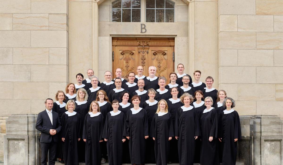 Ensemble Vocal Kammerchor der Frauenkirche Dresden