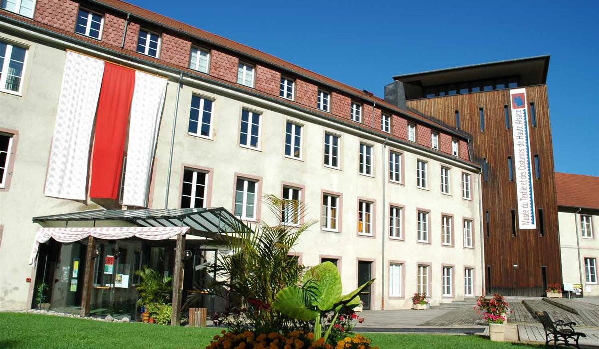 Musée textile de Wesserling -  © Frédéric Hurster