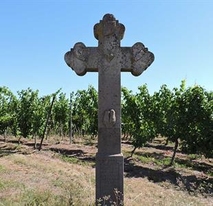 Randonnée Sentier des croix et oratoires - rouge - image