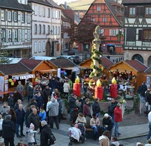 Marché de Noël - image