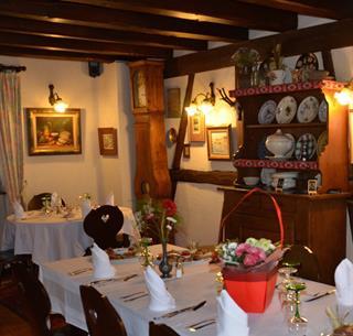 Restaurant Winstub La Petite Fontaine à Rimbach