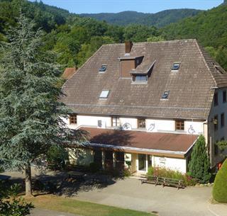 Le Rimlishof - Vue sur la montagne