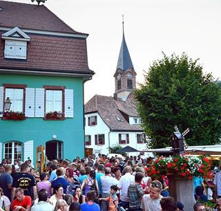 Marché de montagne de Lautenbach-Zelle Crédit: Vincent Schneider