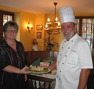 Restaurant le Bratzala à Guebwiller