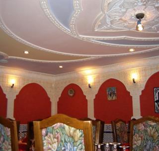 Restaurant Sherazade tunisien à Soultz