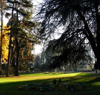 Parc de la Marseillaise, Crédit: Vincent Schneider