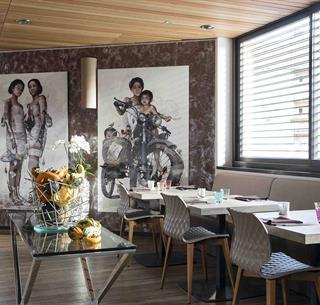 Restaurant le Bellevue à Soultz