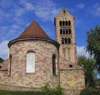 Eglise St-Sébastien © Ville de Soultzmatt-Wintzfelden
