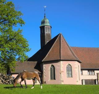 Chapelle du Schaefertal © Ville de Soultzmatt-Wintzfelden