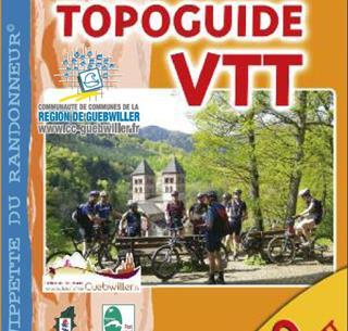 Couverture du topo guide de VTT