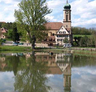 Étang de pêche de Thierenbach
