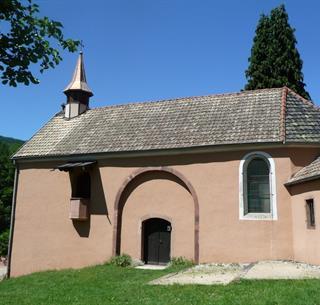 Chapelle Saint Gangolphe, Crédit: Pays d'Art et d'Histoire