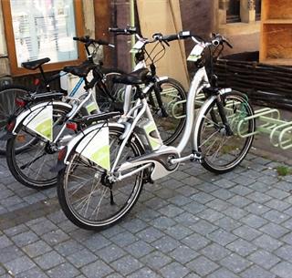 Location de vélos à assistance électrique à Guebwiller
