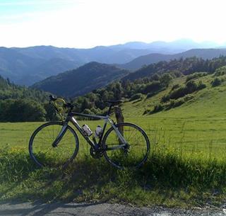 Panorama depuis la route des crêtes Crédit: Corentin Reverdy