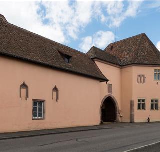 Couvent des Antonins - Issenheim © G. Tachet