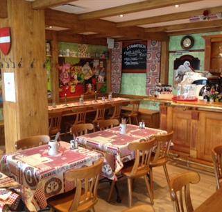 Restaurant la Flamme la Passerelle brasserie de l'Ill à Ensisheim