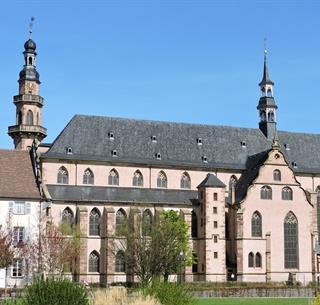 Eglise des Jésuites Molsheim - Crédit photo : Office de Tourisme de la Région de Molsheim-Mutzig