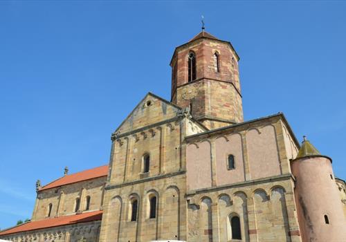 Eglise romane Saints Pierre et Paul - ©D.Wolff OTIMSO